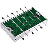 ZHSHZQ Tabla de Fútbol - aleación de Aluminio Mini máquina de Mesa Fútbol de Mesa Fútbol máquina de la decoración de Regalos