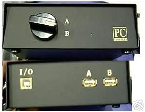 scsi switch box