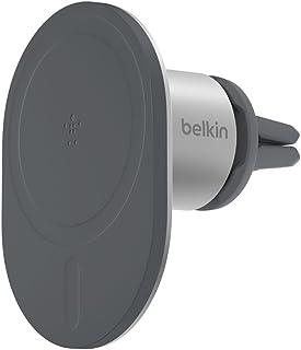 Belkin MagSafe Smartphone-autohouder, magnetisch (ventilatiehouder voor iPhone 13, 13 Pro, 13 Pro Max, 13 mini)