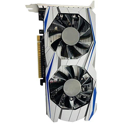 Phnirva Langlebige Grafikkarte, GTX1050Ti, 4GB, DDR5, 128Bit, Wärmeableitung
