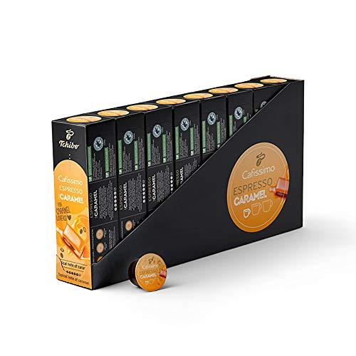 Tchibo Cafissimo Flavoured Edition Espresso Caramel (80 Stück)