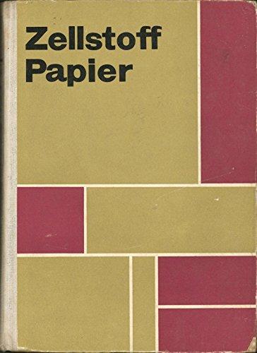 Zellstoff, Papier