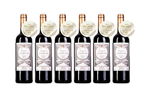Palacio de Primavera Reserva 2015 Bodegas Burgo Viejo (97 Decanter-Punkte), trockener spanischer Rotwein aus Rioja