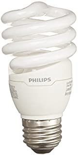 Phillips Energy Saver Twister Bulb, 13W, 4 Pack