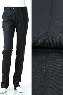 (ピーティーゼロウーノ) PT01 パンツ スラックス ブラック メンズ (CO DSTV MA PO36) 【並行輸入品】