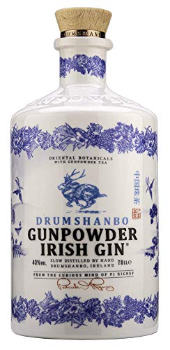 By the Dutch Drumshanbo Gunpowder Irish Gin Gin (1 x 700 ml)