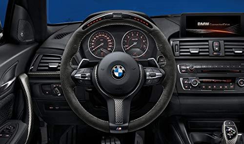 Authentique coque de levier de vitesse F20 F22 M Performance Alcantara en carbone LHD 2343739