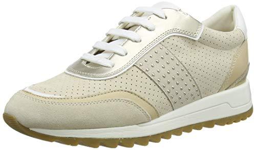 Geox D Tabelya A, Zapatillas para Mujer