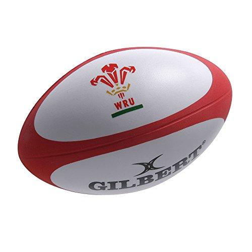 Gilbert Unisex Rugby-Ball, Mehrfarbig, Einheitsgröße