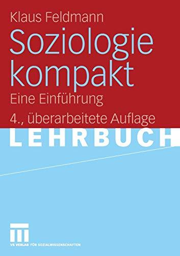 Soziologie kompakt: Eine Einführung