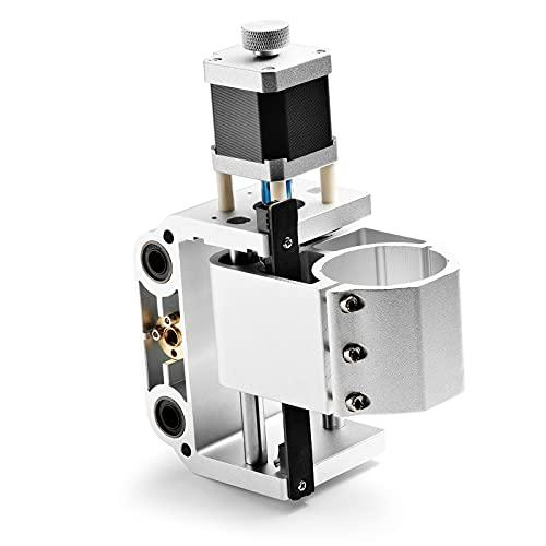 Genmitsu Soporte de eje Z de aluminio, 300 – 500 W, soporte...