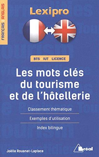 Les Mots Clés Du Tourisme Et De L'hôtellerie