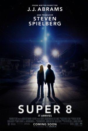 Poster Super 8, Movie 24in x 36in