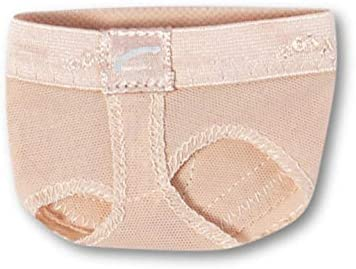 Capezio Youth FootUndeez Nude LG 14 16 product image