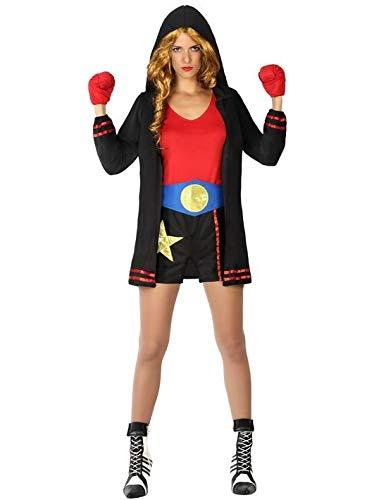 ATOSA disfraz boxeadora mujer adulto M