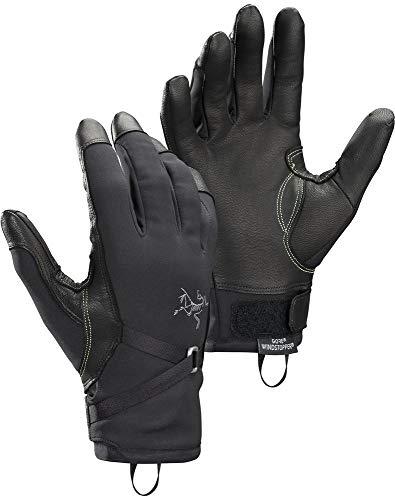Arc'teryx Alpha SL Glove Handschuhe, Unisex, für Erwachsene S schwarz