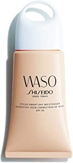 Shiseido Waso Color-smart Day Moisturizer Spf 30 By Shiseido for Women - 1.8 Oz Moisturizer, 1.8 Oz