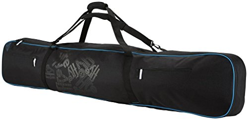 Firefly Snowboard-Hülle-164584 Snowboard-hülle, schwarz, 175