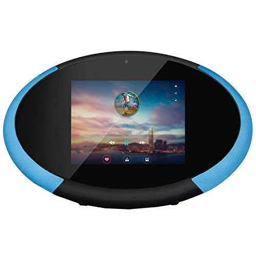 YANTAIAN HiFi PAD Tablet PC 8GB, 8 inch Android 4.4, RAM: 1GB(Black) (Color : Blue)
