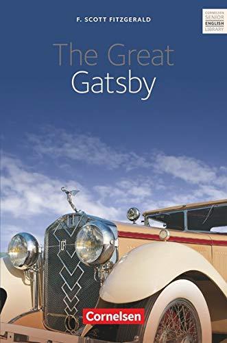 Cornelsen Senior English Library - Literatur - Ab 11. Schuljahr: The Great Gatsby - Textband mit Annotationen