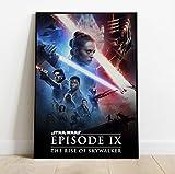WYMADAL Puzzle De 1000 Piezas para Adultos Infantiles Star Wars Rise of Skywalker Película Last Jedi Art Marvel Imagen Rompecabezas De Madera,Educación Juguete,De Juegos Familiares Regalo A-2099-E