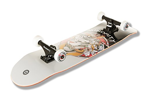 MINORITY 32inch Maple Skateboard (Tiger)