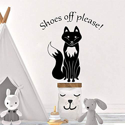 Tianpengyuanshuai American Style vos muurkunst sticker materiaal voor de kinderkamer decoratie accessoires sticker