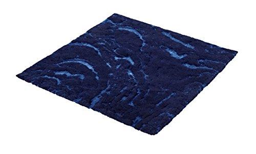 Kleine Wolke textielvereniging Everglades badmat, overall, blauw