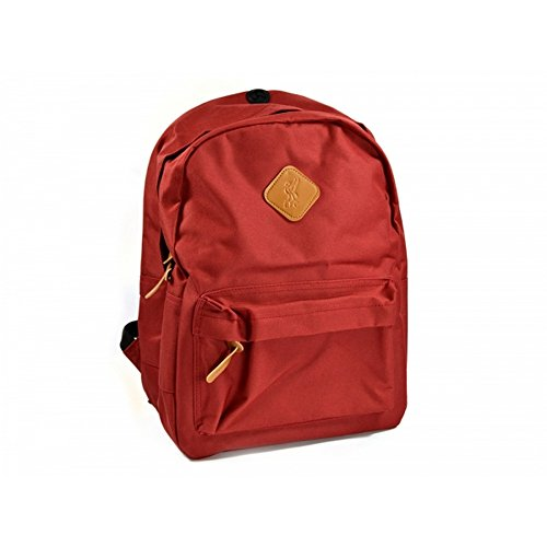 Liverpool FC Official Football Adventurer Backpack/Rucksack (One Size) (Red)