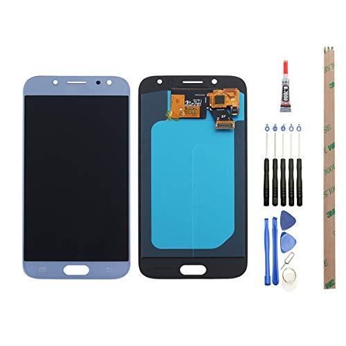 YHX-OU - Pantalla táctil LCD de Repuesto para Samsung Galaxy J5 (2017) J530 SM-J530F de 5,2 Pulgadas, con Herramientas Completas Galaxy J5 Pro LCD [AMOLED]