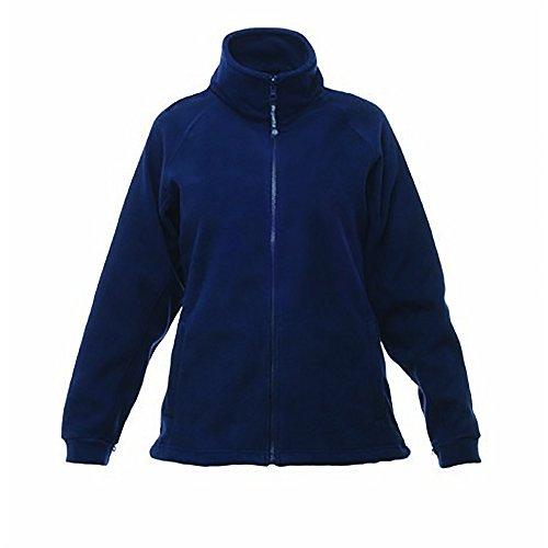 Regatta Trf532 54B97 effen coltrui lange mouw jas, blauw (Dk Navy), XXXXX-Large