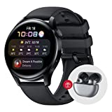 HUAWEI WATCH 3 | Connected GPS Smartwatch with Sp02 and...