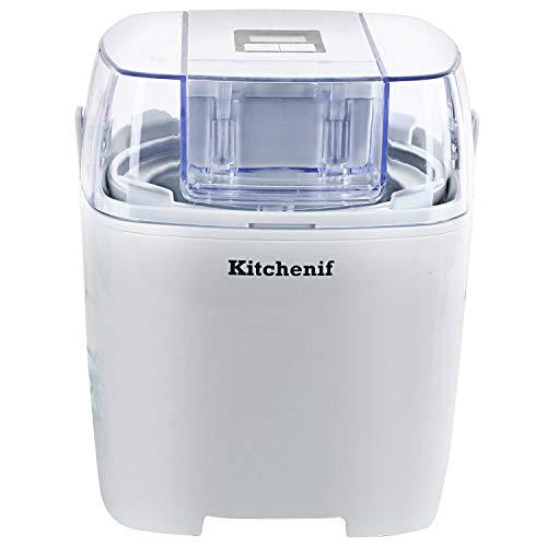 Kitchenif Scoop 222 Digital Ice Cream Maker
