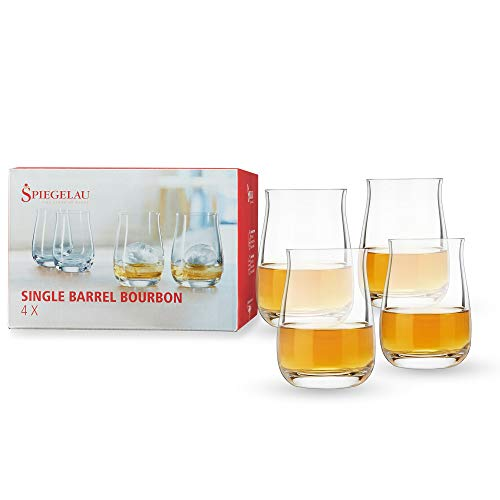 Spiegelau & Nachtmann, 2-teiliges Single Barrel Bourbon Whiskyglas-Set, Special Glasses, 4460176