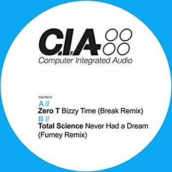 Bizzy Time (Break Remix) / Never Had a Dream (Furney Remix)