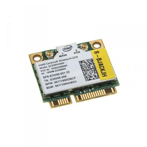 Intel 2230BN.HMWG Centrino Wireless-N 2230 v4.0 Bluetooth Adapter (300Mbps)