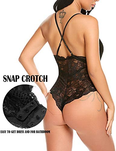 Cheap bodysuit lingerie _image1