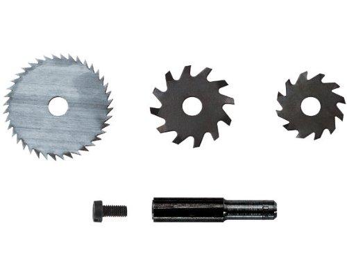 Wolfcraft 3253000 1 Universal-Fräsersatz 3263, 64, 70 Schaft