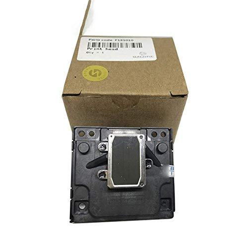 Neigei Accesorios de Impresora Cabezal de impresión Cabezal de impresión Compatible con Epson SX130 SX125 TX100 ME2 TX219 C90 C92 D92 SX120 SX127 ME340 ME320 T26 T27 TX106 Impresora F181010