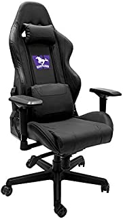 Xpression Gaming Chair with Western University Canada Mustangs Logo