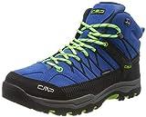 CMP Unisex Rigel Mid Wp Trekking-& Wanderstiefel , Blau (Royal-Frog 94bd) , 38 EU