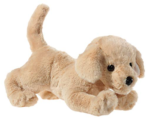 Heunec 301573 – Perro Golden Retriever Tumbado, Color marrón Claro
