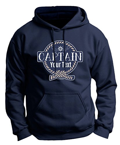 Customized Birthday Gift for Boaters Personalized Boat Captain Custom Premium Hoodie Sweatshirt, Best Gifts For Boaters