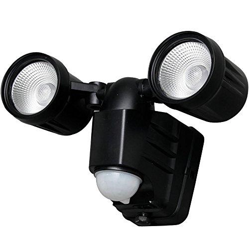 アイリスオーヤマ センサーライト LED 乾電池式 防犯 LSL-B3TN-200D