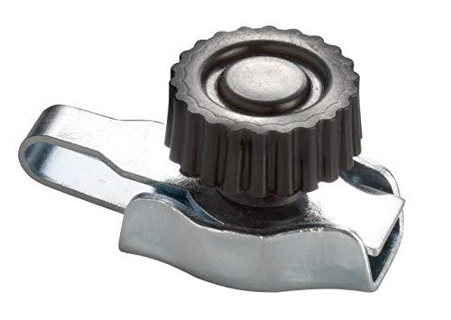 AKO Weidezaun, Elektrozaun Schnellanschluß für Litze, Band und Seil - 4Stk - Schnellhilfe für alle elekrtischen Anschlüsse - Saubere Reihenanfänge/Enden