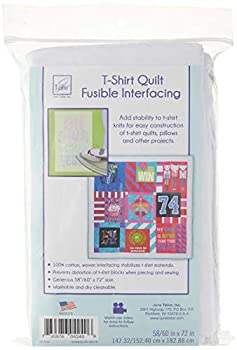June Tailor Inc June Tailor T-Shirt Project Fusible Interfacing Each White
