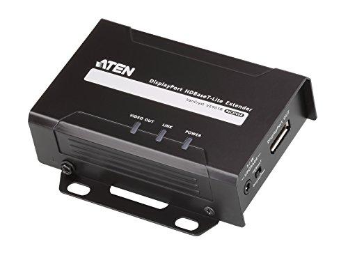 Aten VE901 DisplayPort HD Base T Lite Extender czarny