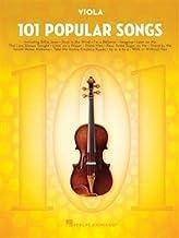 101 Popular Songs: for Viola (ALTO)
