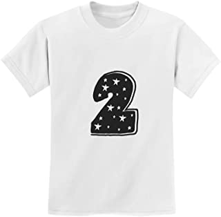 TeeStars - Two Years Old Cute Birthday Gift Idea - I'm 2 Superstar Kids T-Shirt