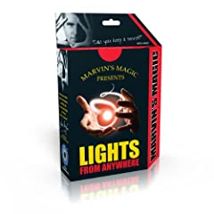 GREAT FOR ALL MAGICIANS – Watch the mysterious lights appear from anywhere and make the lights jump from hand to hand. If you are new to the world of magic, this cool trick will be quick to learn with the help that our professionals included in our o...